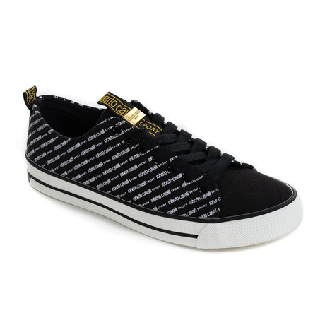 Low Top Sneaker // Black (Euro: 40)
