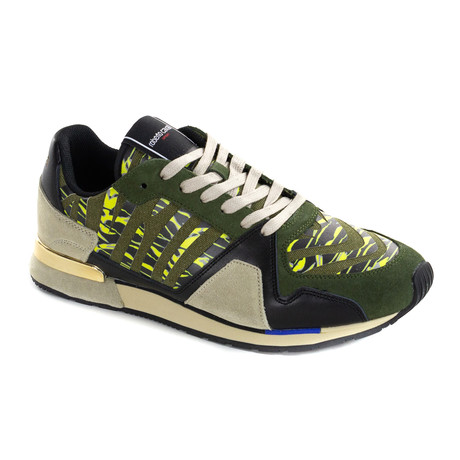 Trainer // Military Green (Euro: 40)