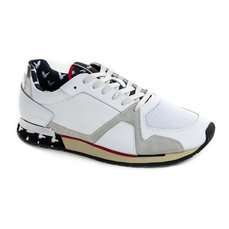 Men's Trainer Sneaker // White (Euro: 38)