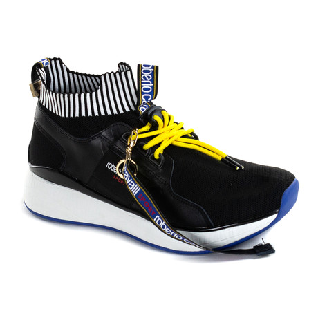 Sock Sneaker // Black (Euro: 40)