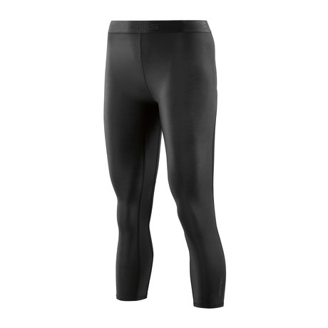 SKINS DNAmic Womens 7/8 Tights Black/Black (X-Small)