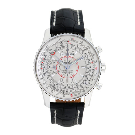 Breitling Navitimer Montbrillant Datora Chronograph Automatic // A21330 // Pre-Owned