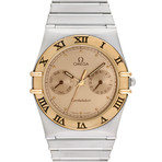 Omega Constellation Day-Date Quartz // 396.107 // Pre-Owned