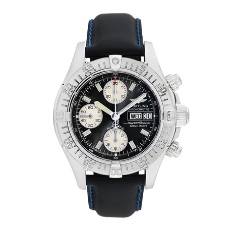 Breitling Superocean Chronograph Automatic // A13340 // Pre-Owned