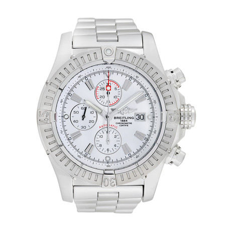 Breitling Super Avenger Chronograph Automatic // Pre-Owned