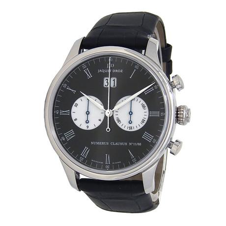 Jaquet Droz Astrale Chronograph Grande Date Automatic // J024034202 // New
