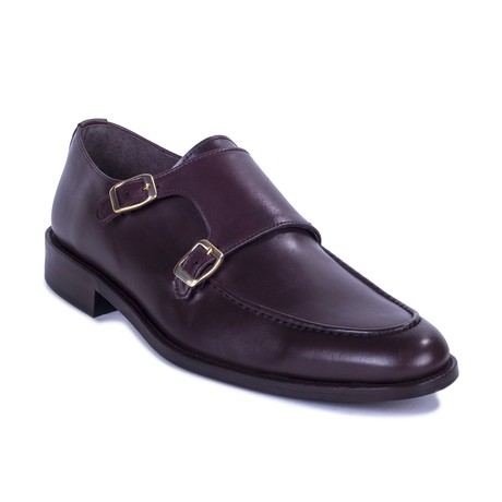 Bumonk Monk Strap // Brown (Euro: 39)