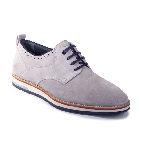 Rt-Siro Suede Sport Shoe // Gray (Euro: 39)