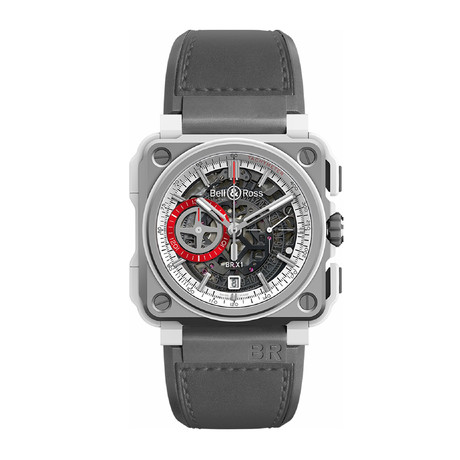 Bell & Ross Aviation Experimental Chronograph Automatic // BR-X1-WHITE-HAWK