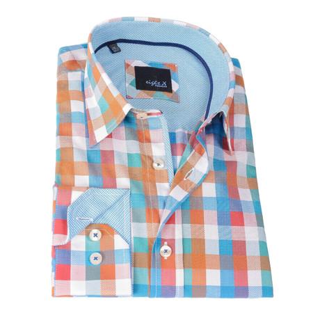 Checkered Shirt // Multicolor (S)
