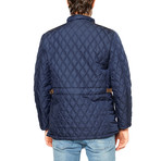 Noah Coat // Dark Blue (3X-Large)