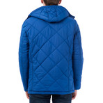 Dewberry // Trout Coat // Sax Blue (Large)