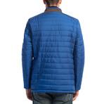 Ivan Slim Fit Coat // Sax (Medium)