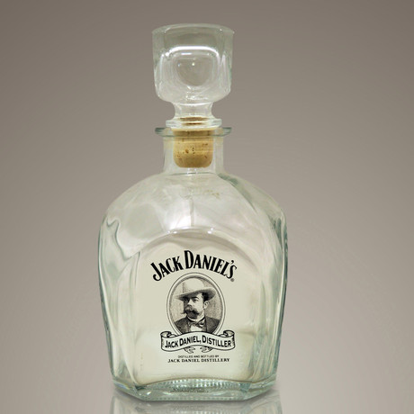 Jack Daniel's Distiller // Spirit Glass Decanter