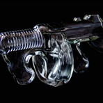 Tommy Gun // Spirit Glass Decanter