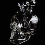 """Crystal Skull Pipe // 8.25"""""""