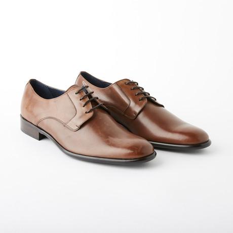 Ignacio Dress Shoe // Mahogany (Euro: 43)