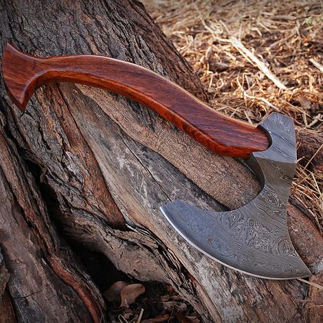 Damascus Functional Tomahawk // 9680