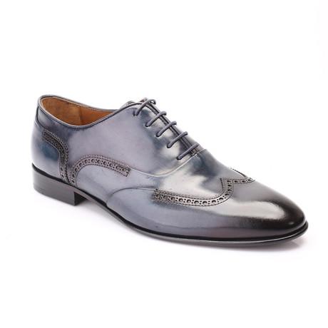 Presleigh Shoe // Dark Blue (Euro: 39)