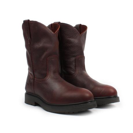 Wellington Work Boots // Brown (US: 5)