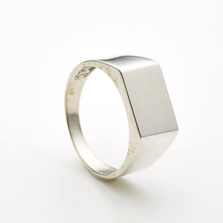 Classic Ring // Polished (6)