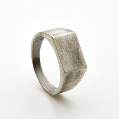 Classic Ring // Brushed (6)