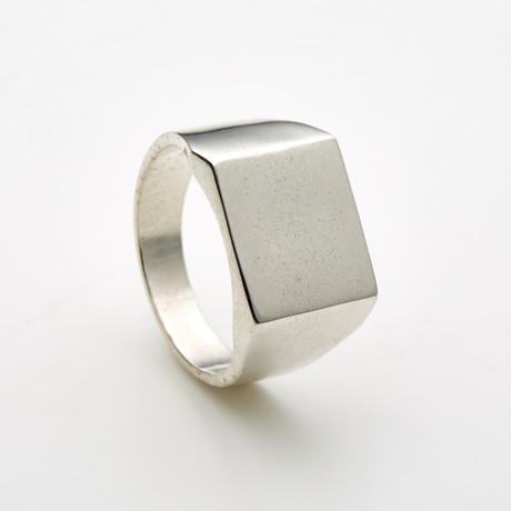 Solid Ring // Polished (6)