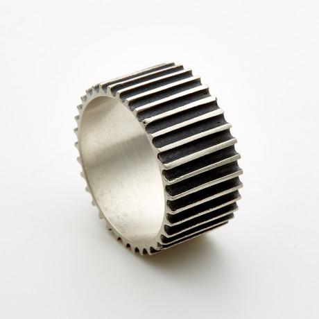 Big Gear Teeth Ring (6)