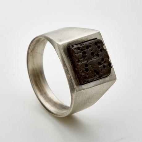 Square Lava Signet Ring (6)