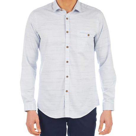Demarcus Dress Shirt // Blue (S)