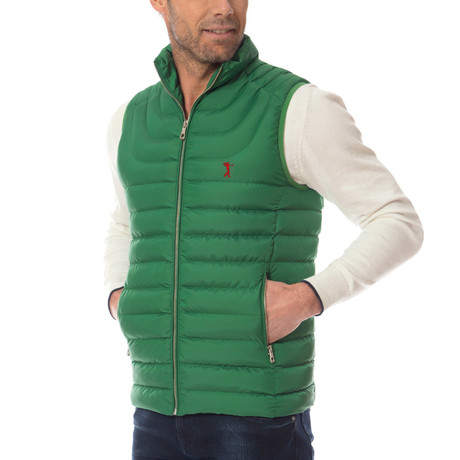 Lucky Vest // Green (XS)