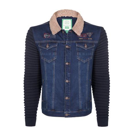 Putter Jacket // Blue (XL)
