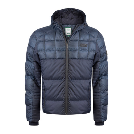 Rack Winter Jacket // Navy (XS)