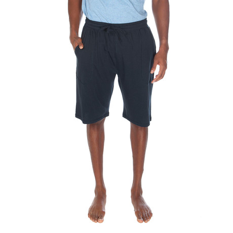 Super Soft Lounge Short // Navy (S)