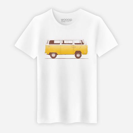 Combi T-Shirt // White (S)