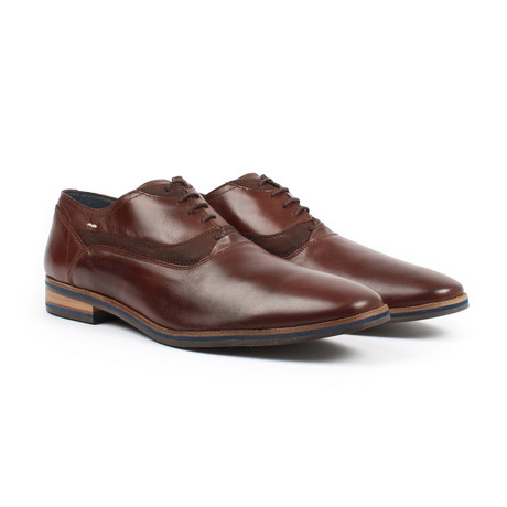 Jack's Andre // Plain Toe Dress Shoe // Moka (US: 6)