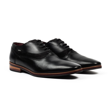 Jack's Andre // Plain Toe Dress Shoe // Black (US: 6)