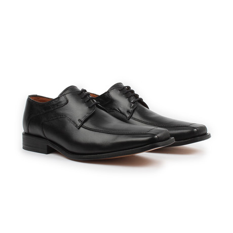 Jack's Andre // Bicycle Toe Dress Shoe // Black (US: 7)