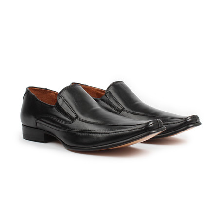 Jack's Andre // Slip-on Dress Shoes // Black (US: 7)
