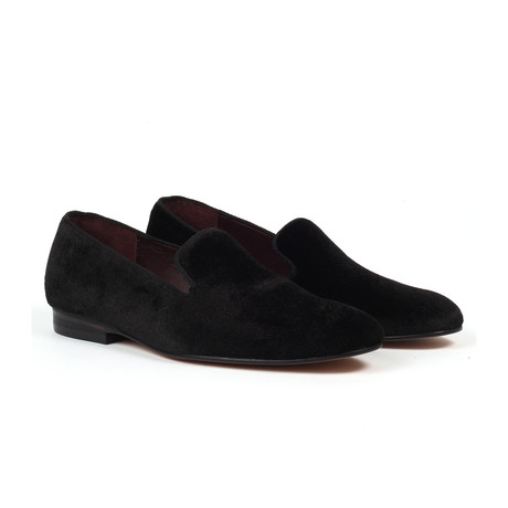 Slip-on Loafers // Black (US: 6)