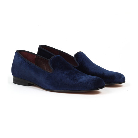 Jack's Andre // Slip-on Loafers // Navy (US: 7)
