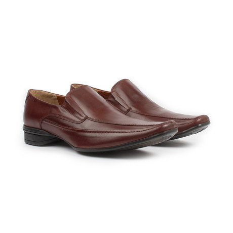 Slip-on Dress Shoes // Brown (US: 6)