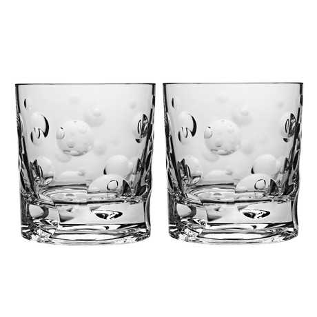 Shtox Rotating Glass // 009 // Set of 2