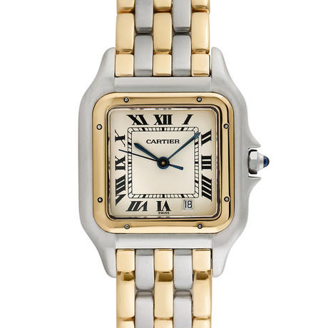 Cartier Panthere 3-Row Quartz // 674 // Pre-Owned