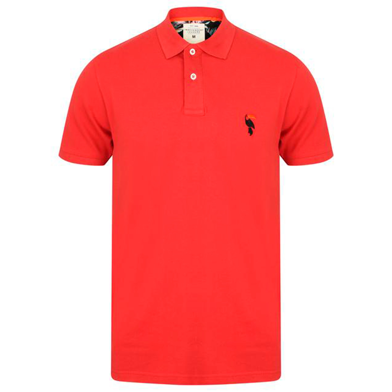 a61a38de Osasco Short Sleeve Polo Shirt // Baked Apple (XS) - Independent ...