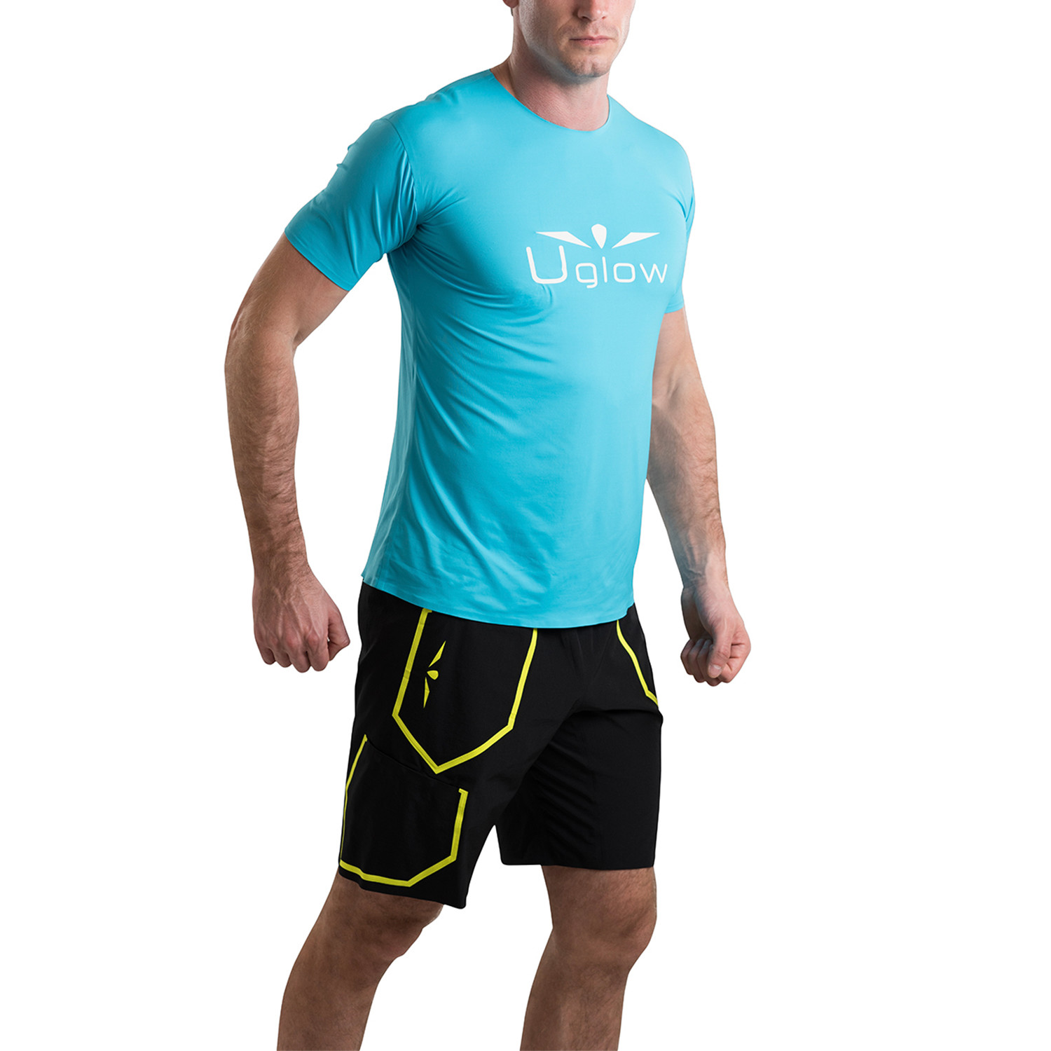 0d1221a26 Base Tee    Sky Blue (S) - Uglow - Touch of Modern