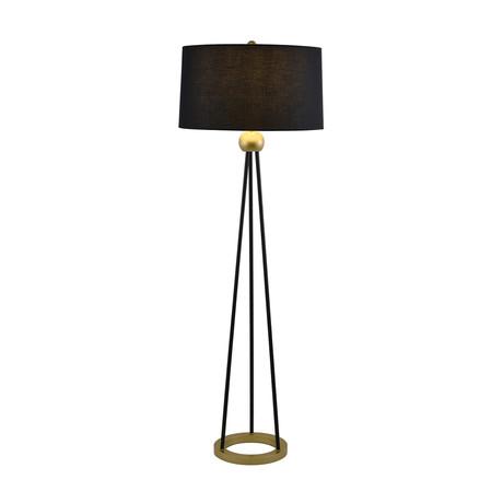 Villo Floor Lamp (Black)