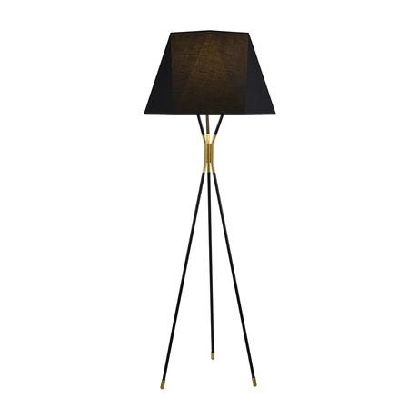 Plaza Floor Lamp (Black)