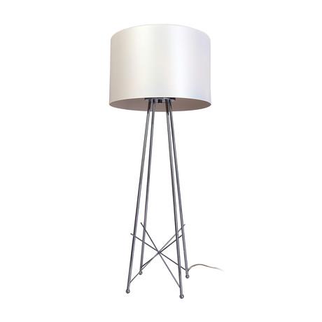 Sherman Table Lamp (White)