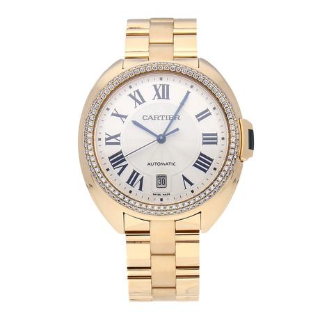 Cartier Ladies Cle De Cartier Automatic // WJCL0010 // Pre-Owned
